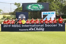 (Thai) RBSC International Soccer 7's By Chang 2019